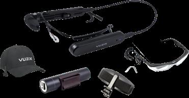 M400 Smart Glasses - Starter Kit
