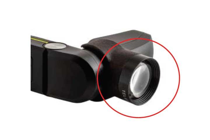 M300 Telephoto Lens Accessory, LC